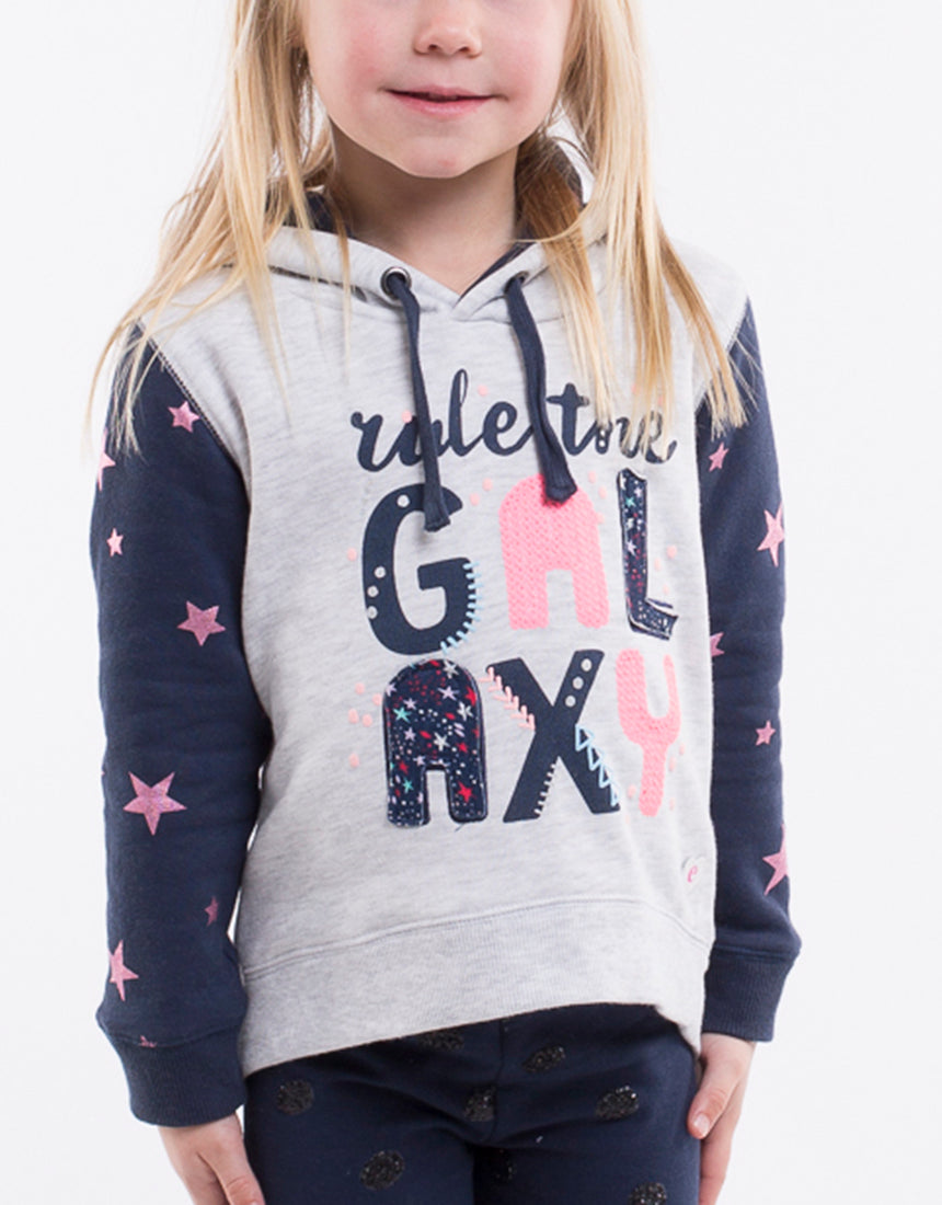 Eve's Sister 8010019 GRM Galaxy Hoody - Little Entourage Children's Boutique