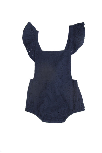 Alex and Ant Mima Playsuit Navy