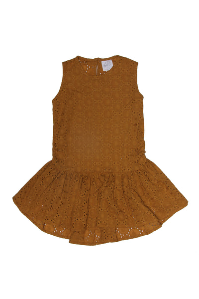 Alex and Ant Ruby Dress Mustard