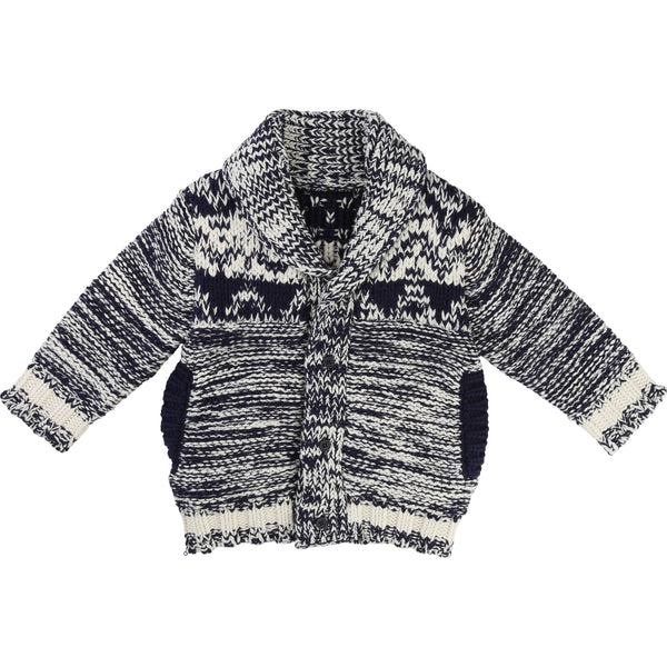 Timberland T05G80 Knitted Cardigan Unique