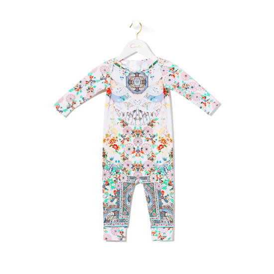 Camilla Time After Time Babies Full Length Onsie