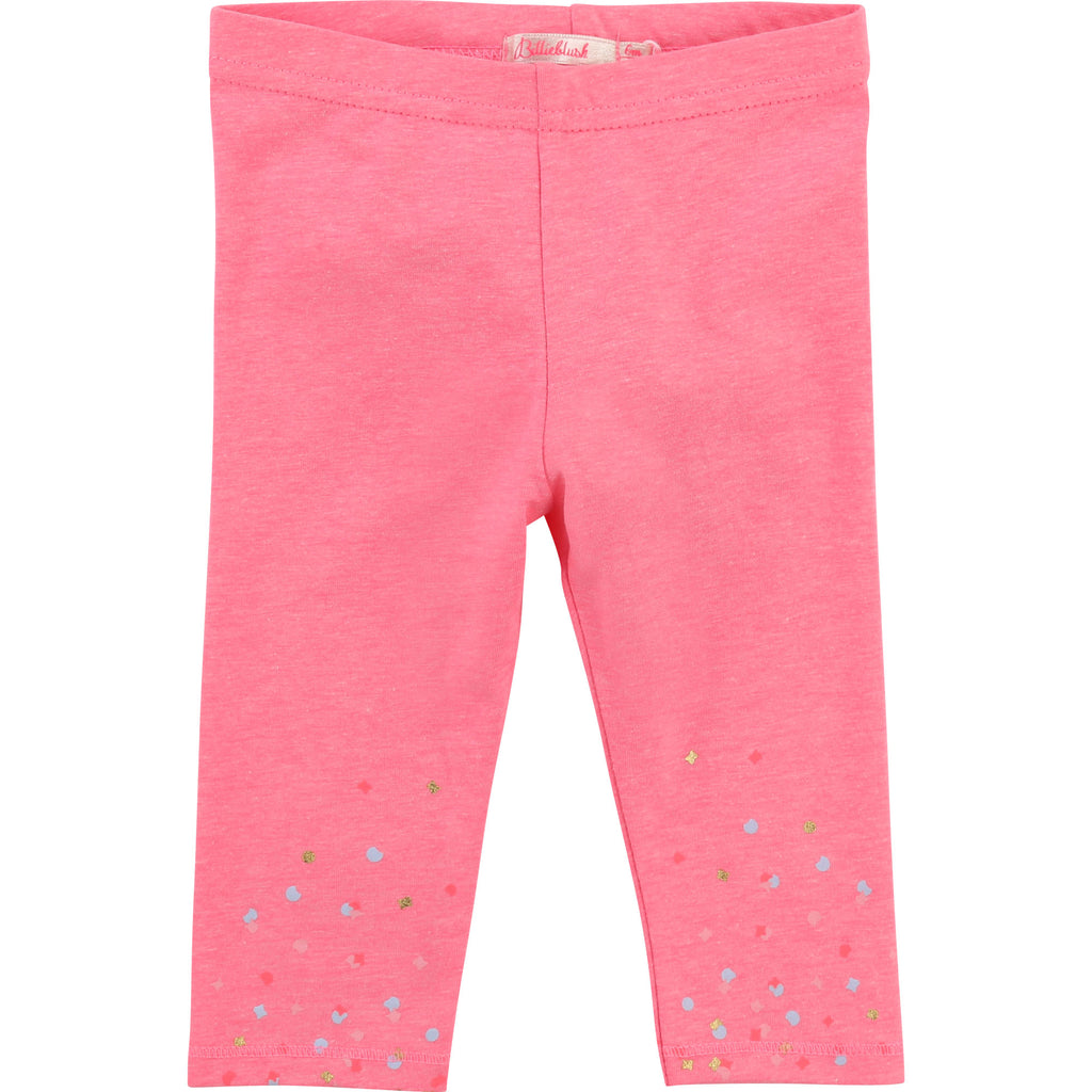 Billie Blush Baby Leggings Pink