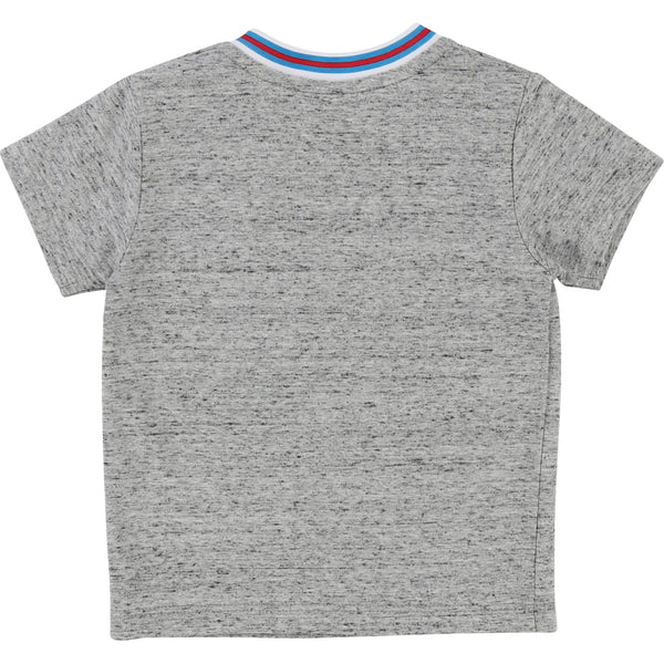 Little Marc Jacobs Boys Printed Tee
