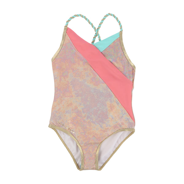 Little Marc Jacobs Girls One Piece