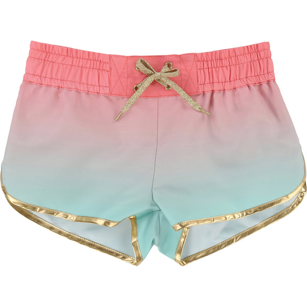 Little Marc Jacobs Girls Swim Shorts