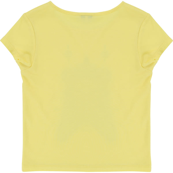 Little Marc Jacobs Sweet T-Shirt Yellow