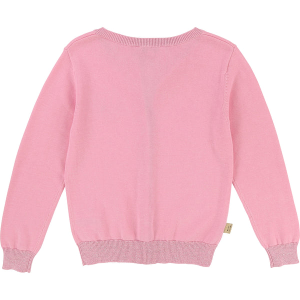 Little Marc Jacobs Pink Cardigan