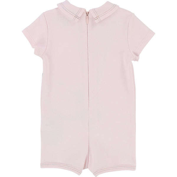 Little Marc Jacobs Romper Baby Pink