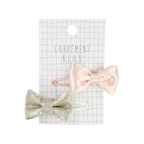 Carrement Beau Bow Hair Clips