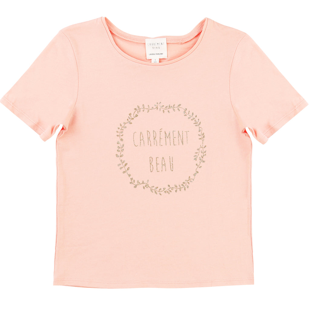 Carrement Beau Y15125/44M Tee - Little Entourage Children's Boutique