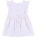Carrement Beau Baby Dress Off White