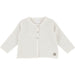 Carrement Beau Baby Knit Cardigan Off White