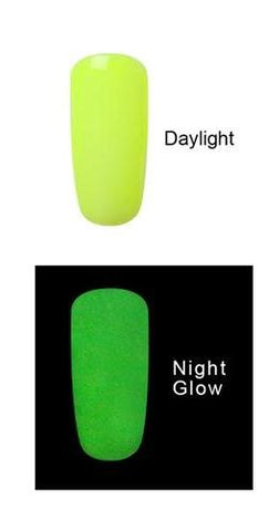 Glow in the Dark Neon Nail Polish 24 Colors -10ML - Blossomlipsmakeup