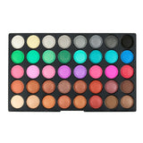 Professional 120 Color Eye Shadow Palette - Blossomlipsmakeup