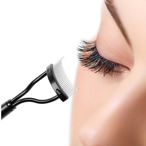 Mascara Lash Applicator Comb and Curler - Blossomlipsmakeup