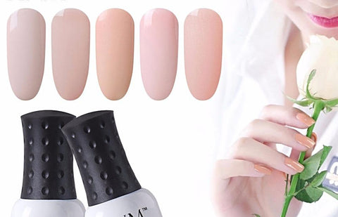 Light Colored 8ML Semi Permanent UV LED Gel Polish - Blossomlipsmakeup