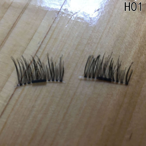 3D Magnetic Soft Eyelashes - Blossomlipsmakeup