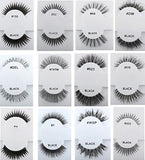 Hand Made Soft Human Hair Eye Lashes - Blossomlipsmakeup