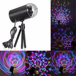 Strobe™ – New Crystal Rotating Party Laser
