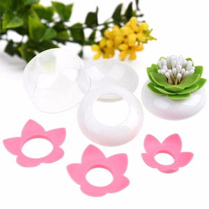 Nelumbo™ – Creative Lotus Storage Holder (1pc)