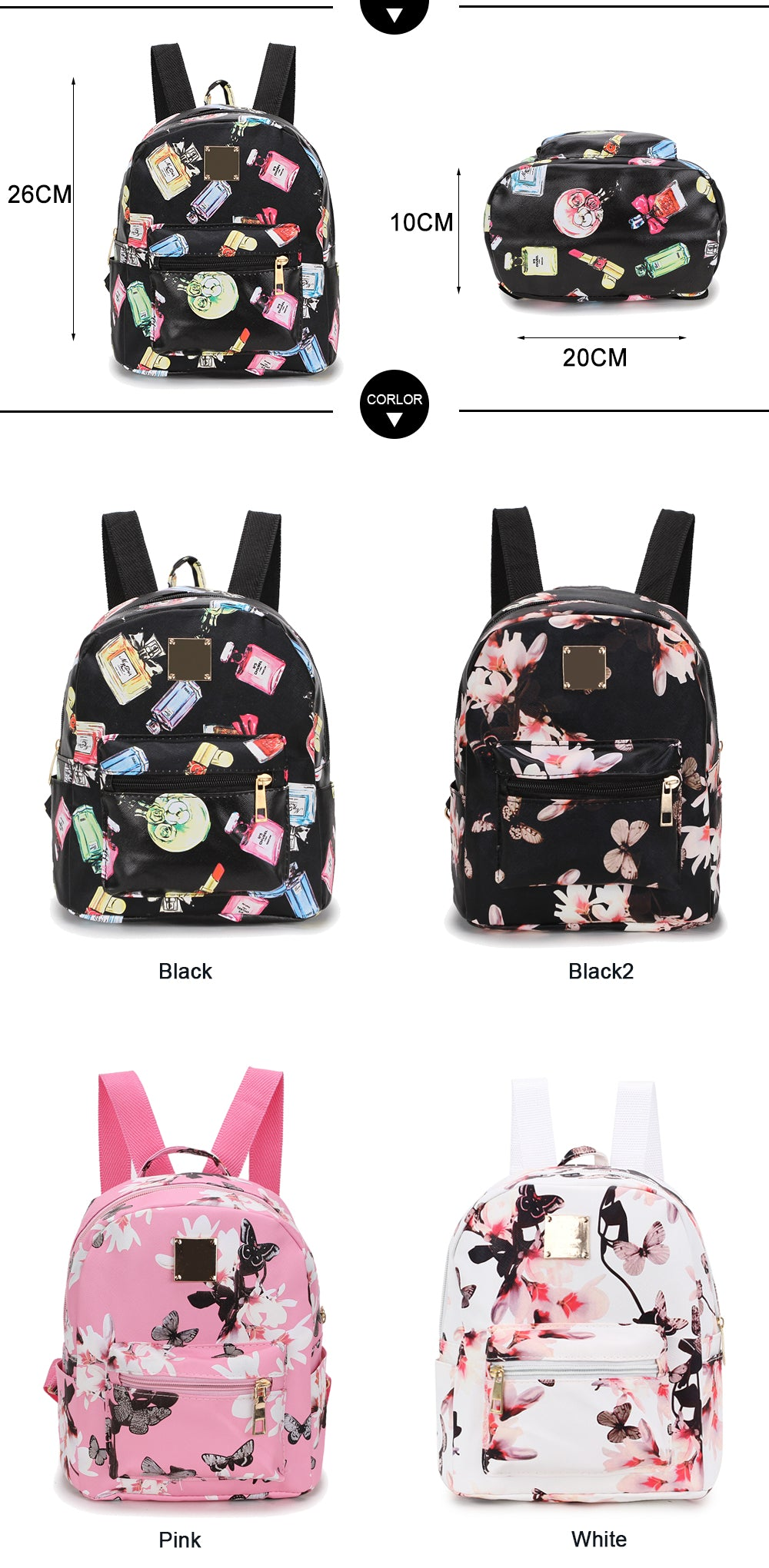 Mochila™ – High Fashion Bagpack