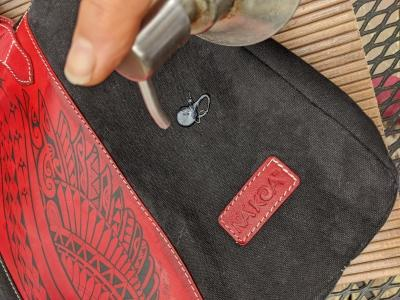 Sanitizing your tribal tattoo leather bag