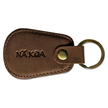 NĀ KOA 4320H Brown Nakoa Key Chain - Brown