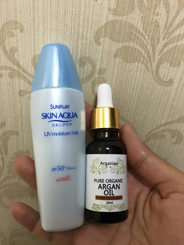 Arganiaa Pure Organic Argan Oil 20ml