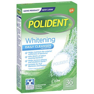 Polident Tablet 36s