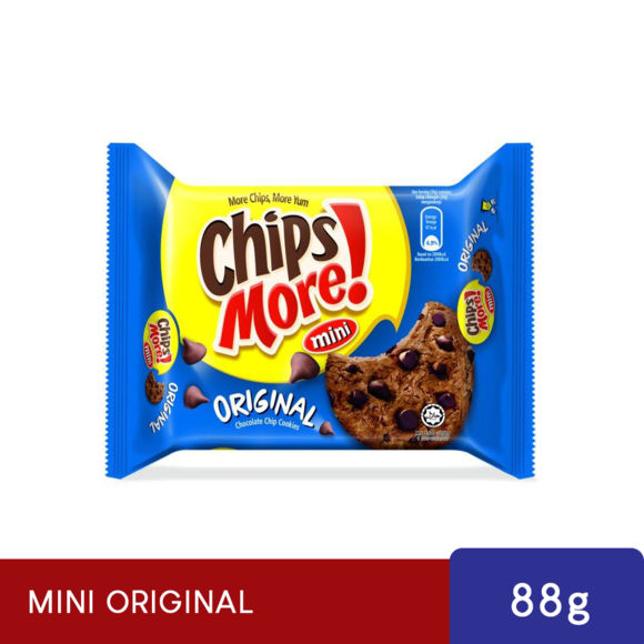 Chipsmore Regular Mini 80g