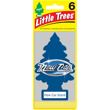 Little Trees Air Freshener(New Car Scent)