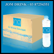 Ina Mineral Water 500ml