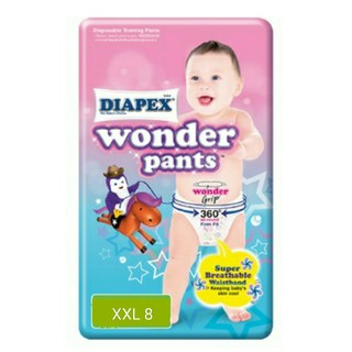 Diapex Wonder Pants XXL8