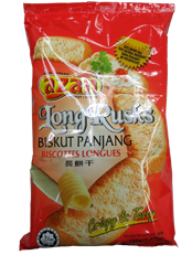 Azan Long Rusks 250g
