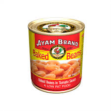 Ayam Brand Baked Beans 230gm