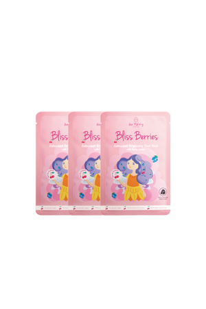 Au Fairy Bliss Berries Mask 3s