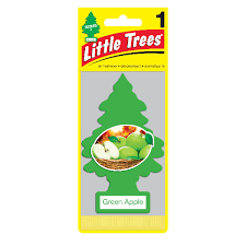 Little Trees Air Freshener(Green Apple)