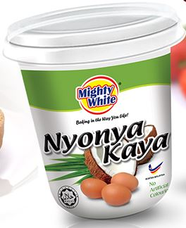 Mighty White Nyonya Kaya 200g