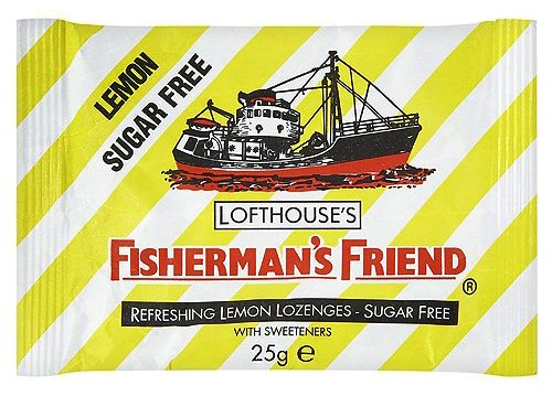 Fisherman's Friend Lemon 25gm