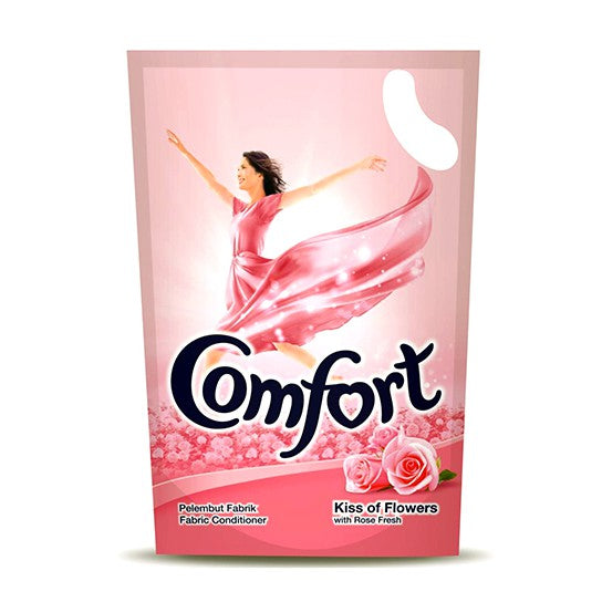 Comfort Fabric Softener Kiss of Flower (PCH) 1.8L