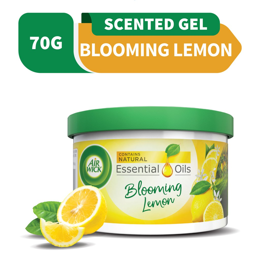 Air Wick Scented Gel Lemon 70g