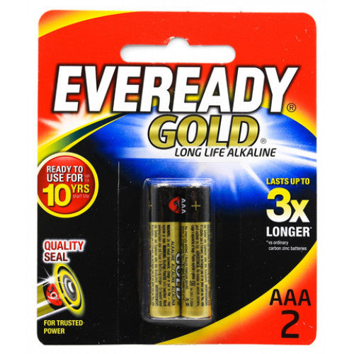 Eveready Gold AAA2