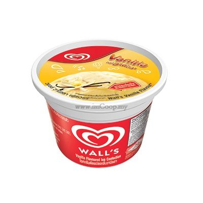 Wall's Cup Vanilla 90ml