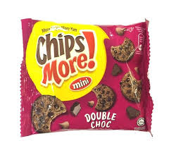 Chipsmore Double Choc Mini 80g