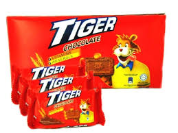 Tiger Energy Chocolate 60g