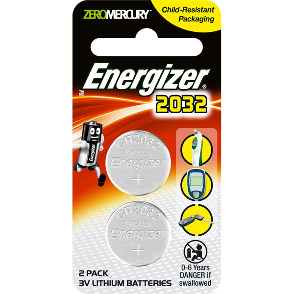 ENERGIZER 2032 (E-CR2032BP-2)