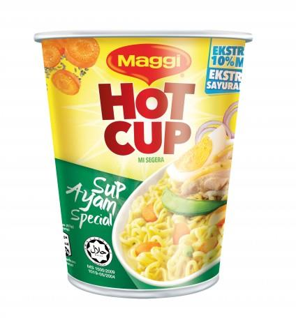 Maggi Hot Cup Chicken 63g