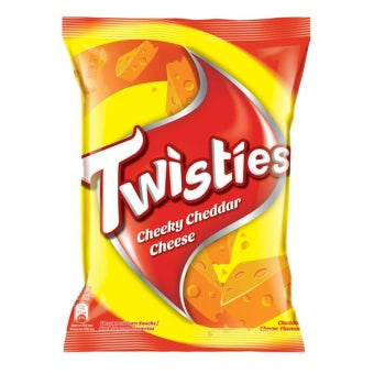 Twisties Cheeky Cheddar Cheese 65g
