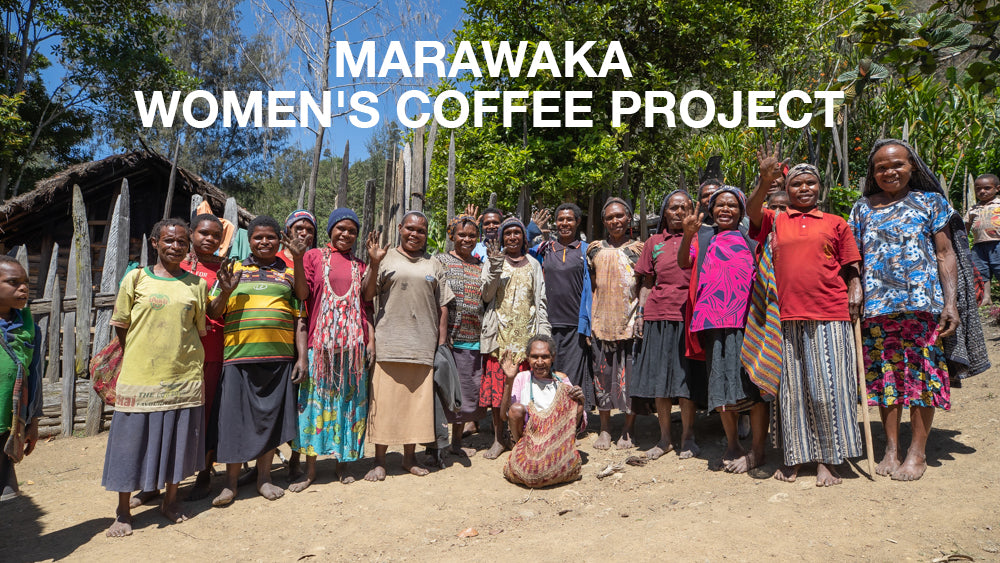 Marawaka Women's Coffee Project