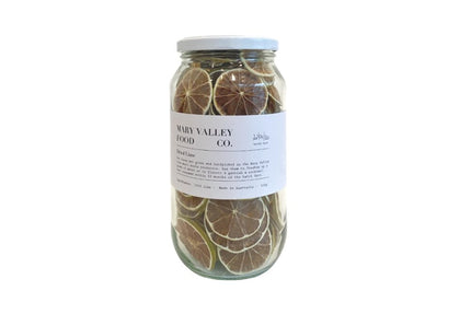 MARY VALLEY CO. DRIED LIMES